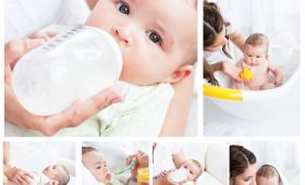 Capturing the numerous Faces of Baby