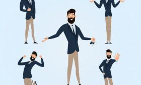 Posing Tips for Men