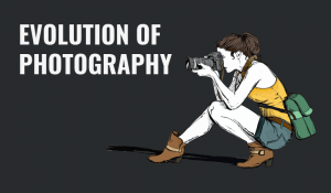 evolution of photography
