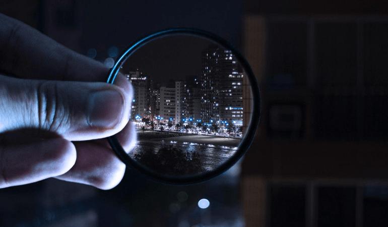 focus lens