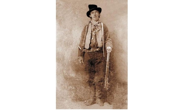 Billy the kid Most expensive Photograph