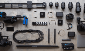 Photography camera equipment